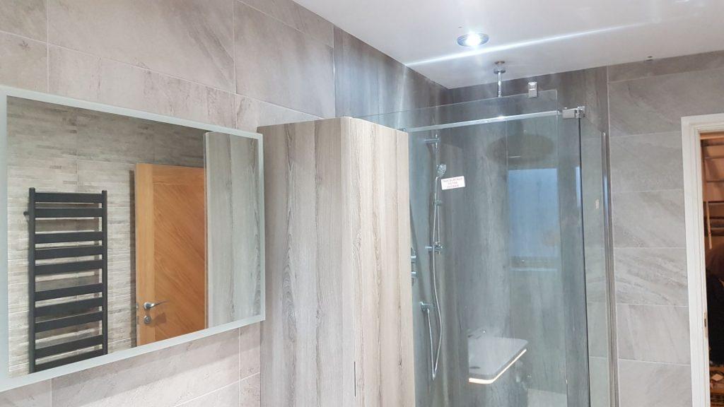 Shower Down Lights